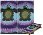 Cornhole Game Board Vinyl Skin Wrap Kit - Phat Dyes - Turtle - 108 fits 24x48 game boards (GAMEBOARDS NOT INCLUDED)