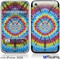 iPhone 3GS Skin - Tie Dye Swirl 100