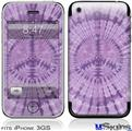 iPhone 3GS Skin - Tie Dye Peace Sign 112