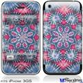 iPhone 3GS Skin - Tie Dye Star 102