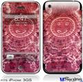 iPhone 3GS Skin - Tie Dye Happy 102