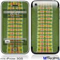 iPhone 3GS Skin - Tie Dye Spine 101