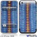 iPhone 3GS Skin - Tie Dye Spine 104