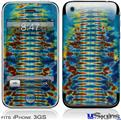 iPhone 3GS Skin - Tie Dye Spine 106