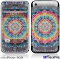 iPhone 3GS Skin - Tie Dye Star 104