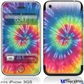 iPhone 3GS Skin - Tie Dye Swirl 104