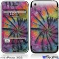 iPhone 3GS Skin - Tie Dye Swirl 106