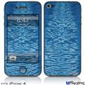 iPhone 4 Decal Style Vinyl Skin - Tie Dye Spine 103 (DOES NOT fit newer iPhone 4S)