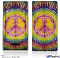 Zune HD Skin - Tie Dye Peace Sign 109